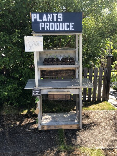 The Rogues Tavern Plant & Produce Stand